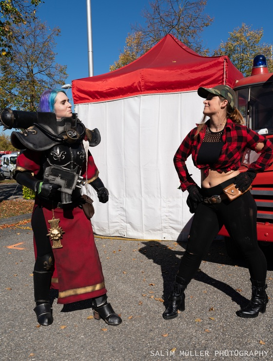 Herofest 2018 - Cosplay - 014