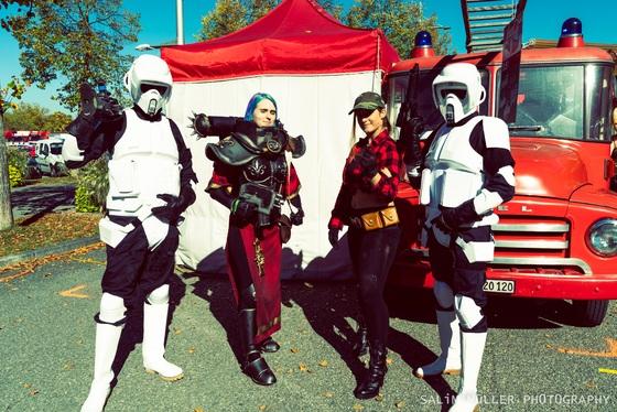 Herofest 2018 - Cosplay - 025