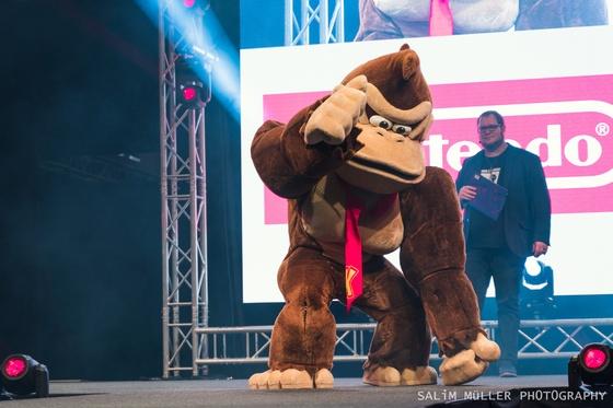 Herofest 2018 - Cosplay Contest & Nintendo Catwalk - 002