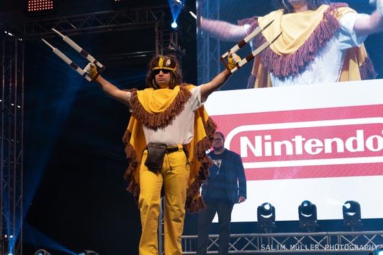 Herofest 2018 - Cosplay Contest & Nintendo Catwalk - 009