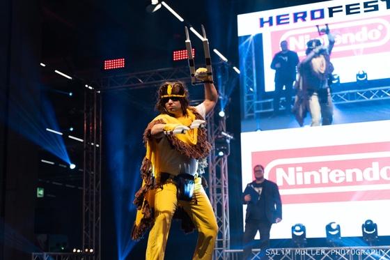 Herofest 2018 - Cosplay Contest & Nintendo Catwalk - 010