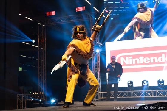 Herofest 2018 - Cosplay Contest & Nintendo Catwalk - 011