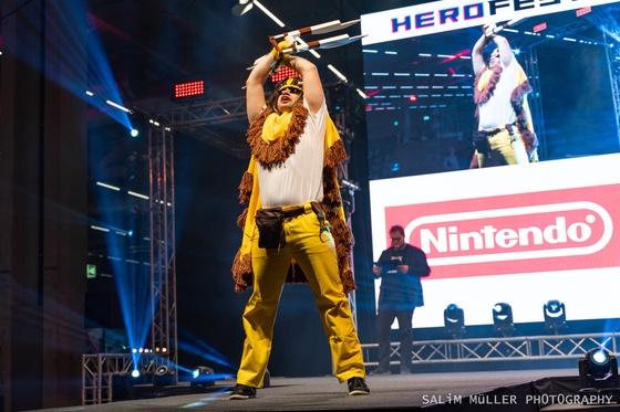 Herofest 2018 - Cosplay Contest & Nintendo Catwalk - 013