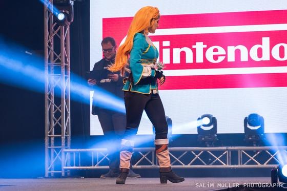 Herofest 2018 - Cosplay Contest & Nintendo Catwalk - 020