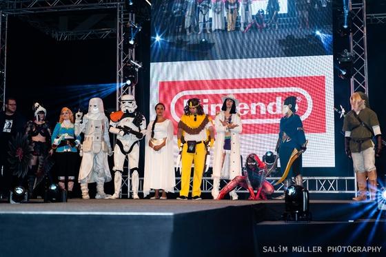 Herofest 2018 - Cosplay Contest & Nintendo Catwalk - 024