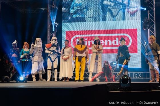 Herofest 2018 - Cosplay Contest & Nintendo Catwalk - 025