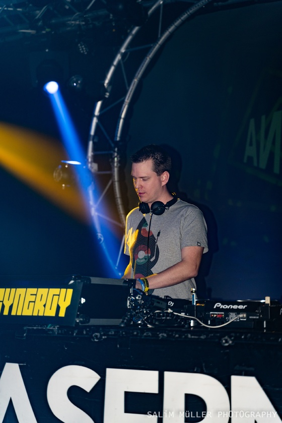 SYNERGY at Alte Kaserne with Richard Durand & Woody Van Eyden - 002