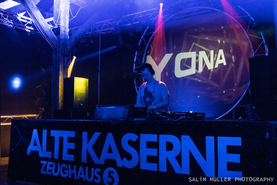 SYNERGY at Alte Kaserne with Richard Durand & Woody Van Eyden - 006