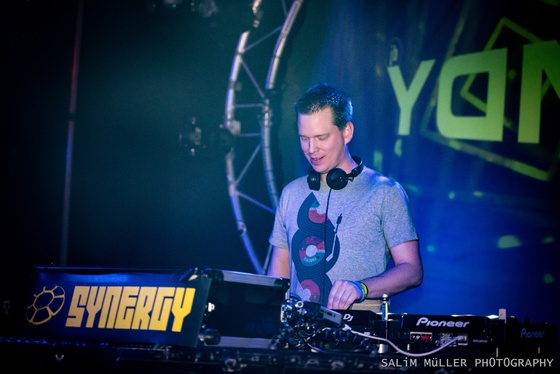 SYNERGY at Alte Kaserne with Richard Durand & Woody Van Eyden - 009
