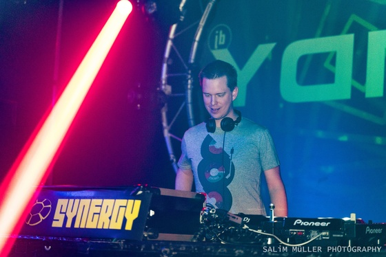 SYNERGY at Alte Kaserne with Richard Durand & Woody Van Eyden - 010