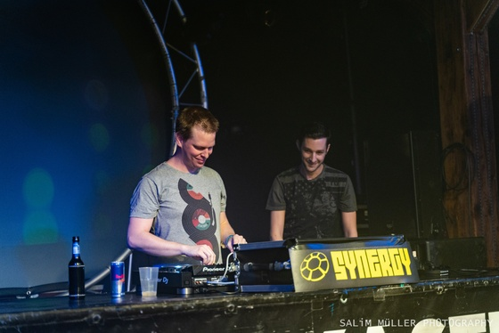 SYNERGY at Alte Kaserne with Richard Durand & Woody Van Eyden - 014