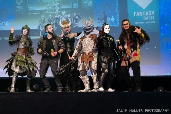 Fantasy Basel 2019 - FR - Cosplay Contest - 027