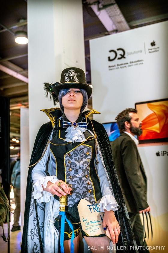 Fantasy Basel 2019 - SA - Cosplay - 021