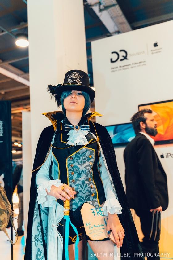 Fantasy Basel 2019 - SA - Cosplay - 022