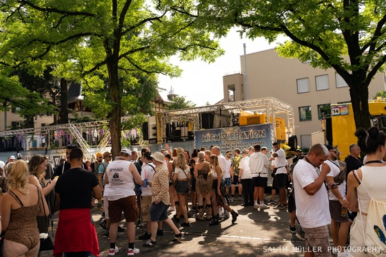 Street Parade 2019 - SYNERGY The Stone Age Love Mobile - 010