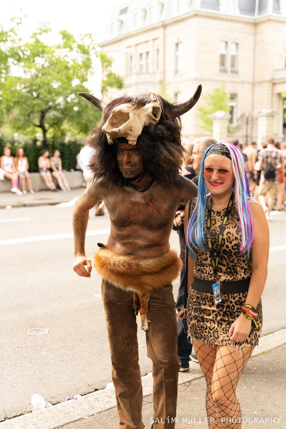 Street Parade 2019 - SYNERGY The Stone Age Love Mobile - 022