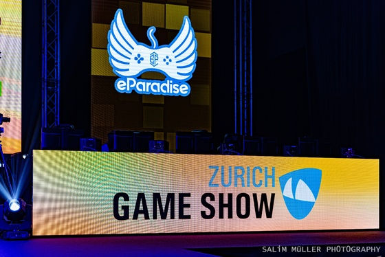 Zürich Game Show 2019 - Opening Ceremony - 001