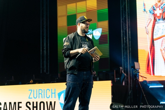 Zürich Game Show 2019 - Opening Ceremony - 005