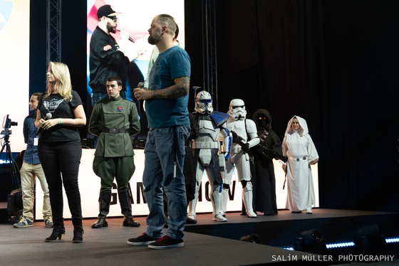Zürich Game Show 2019 - Opening Ceremony - 010