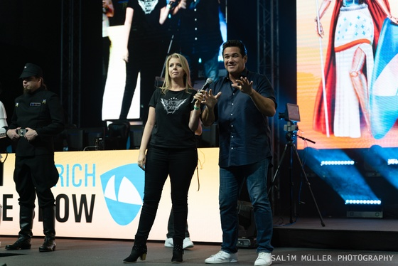 Zürich Game Show 2019 - Opening Ceremony - 023