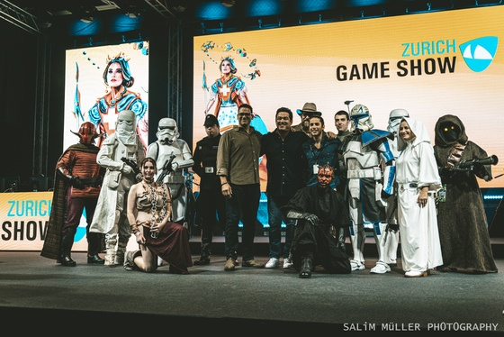 Zürich Game Show 2019 - Opening Ceremony - 026
