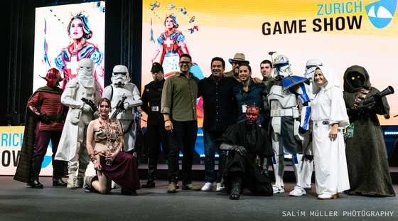 Zürich Game Show 2019 - Opening Ceremony - 027