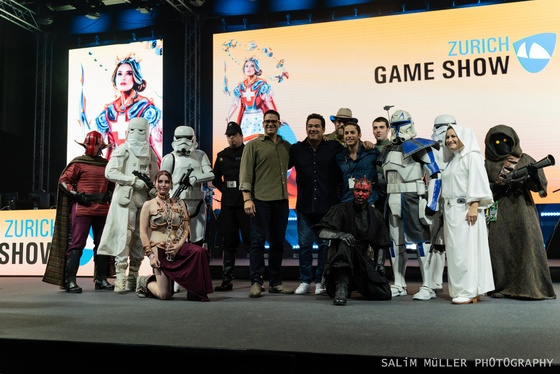 Zürich Game Show 2019 - Opening Ceremony - 028