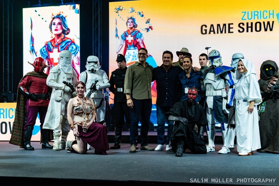 Zürich Game Show 2019 - Opening Ceremony - 030