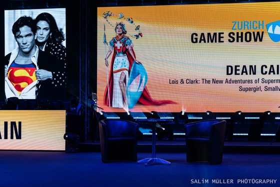 Zürich Game Show 2019 - Dean Cain - 002