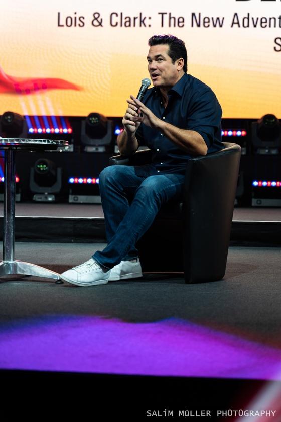 Zürich Game Show 2019 - Dean Cain - 006
