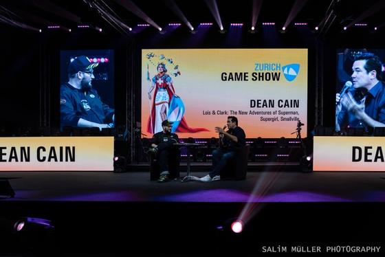Zürich Game Show 2019 - Dean Cain - 010