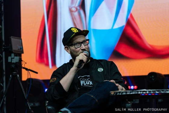 Zürich Game Show 2019 - Dean Cain - 021