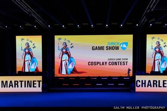 Zürich Game Show 2019 - Charles Martinet - 001
