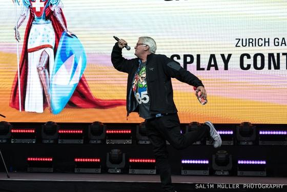 Zürich Game Show 2019 - Charles Martinet - 002