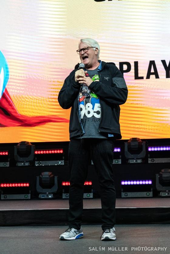 Zürich Game Show 2019 - Charles Martinet - 005