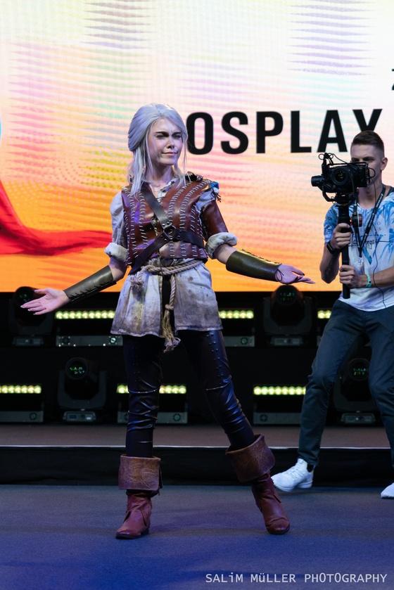 Zürich Game Show 2019 - Cosplay Show - 004