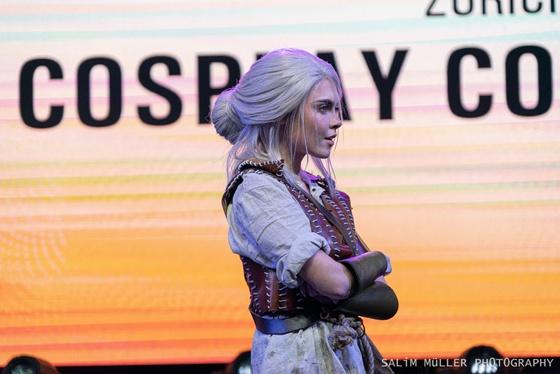 Zürich Game Show 2019 - Cosplay Show - 012