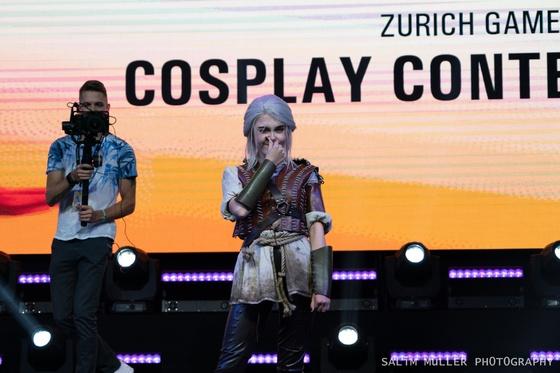 Zürich Game Show 2019 - Cosplay Show - 014
