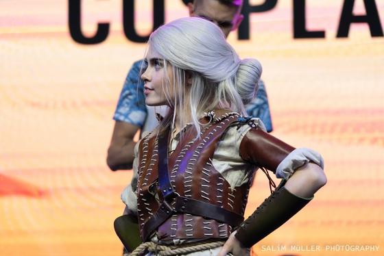 Zürich Game Show 2019 - Cosplay Show - 016