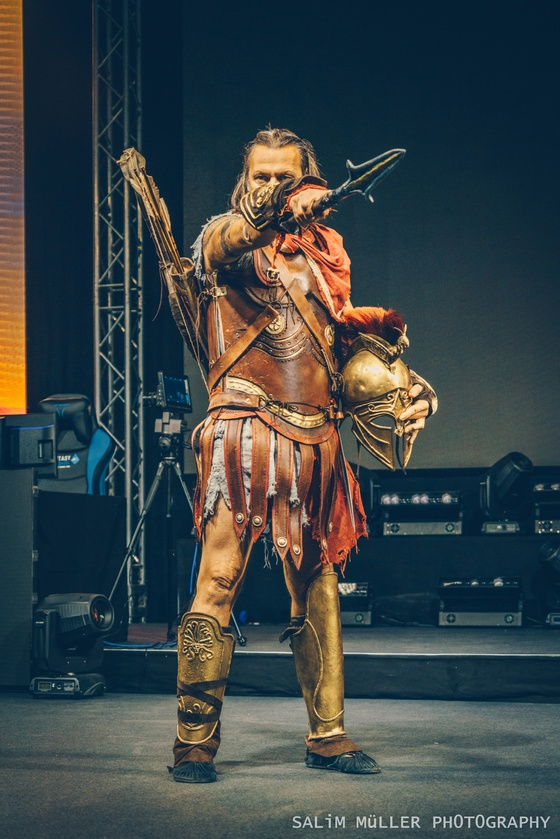 Zürich Game Show 2019 - Cosplay Show - 029