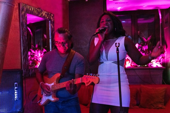 Ester Nilsson Birthday Party Bar Fly - 007