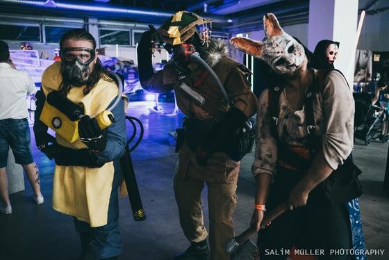 Zürich Game Show 2019 - Cosplay (Samstag) - 020
