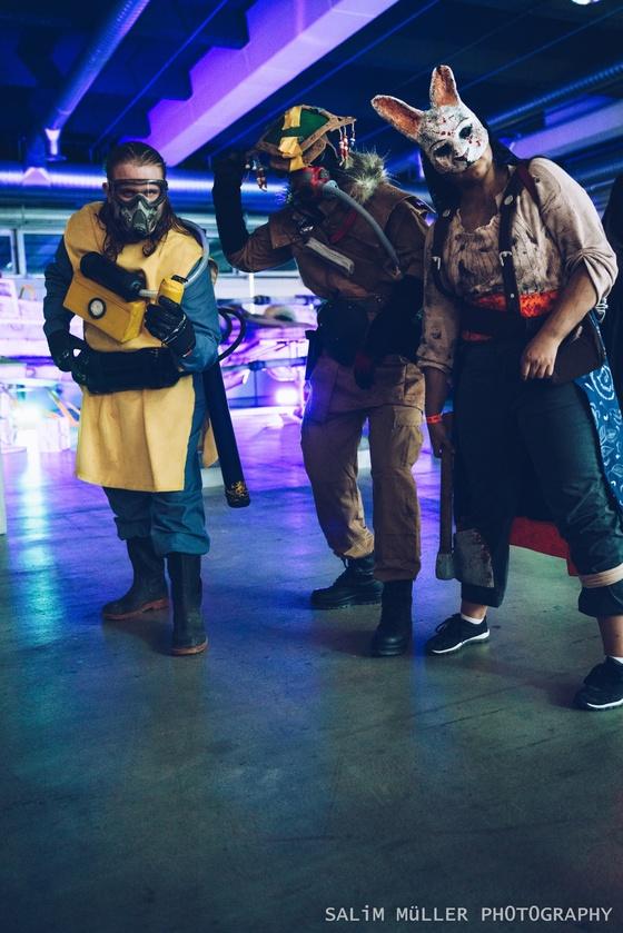 Zürich Game Show 2019 - Cosplay (Samstag) - 023