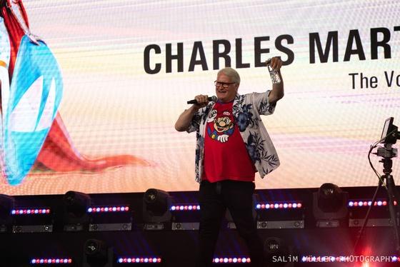 Zürich Game Show 2019 - Charles Martinet (Samstag) - 001