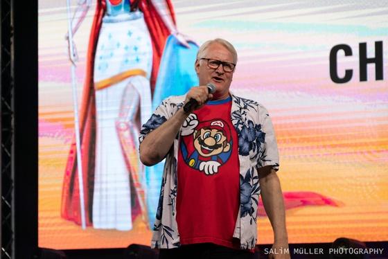 Zürich Game Show 2019 - Charles Martinet (Samstag) - 005