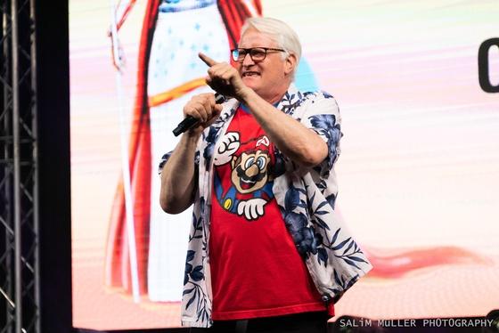 Zürich Game Show 2019 - Charles Martinet (Samstag) - 015