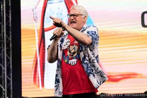 Zürich Game Show 2019 - Charles Martinet (Samstag) - 016