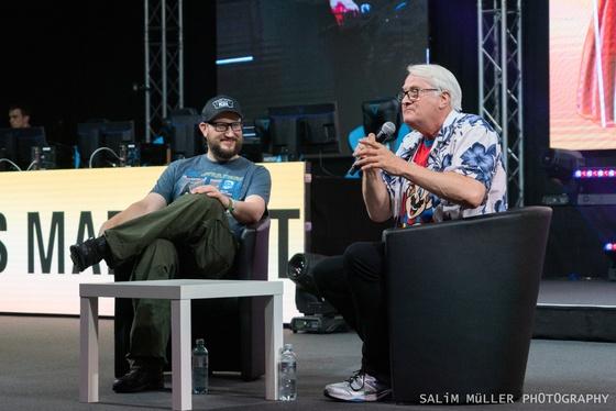 Zürich Game Show 2019 - Charles Martinet (Samstag) - 027