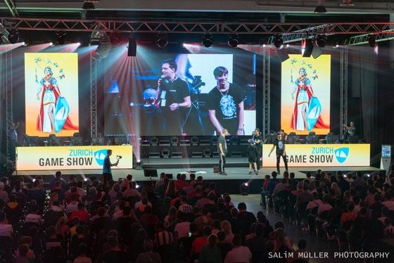 Zürich Game Show 2019 - Impressionen (Sonntag) - 024