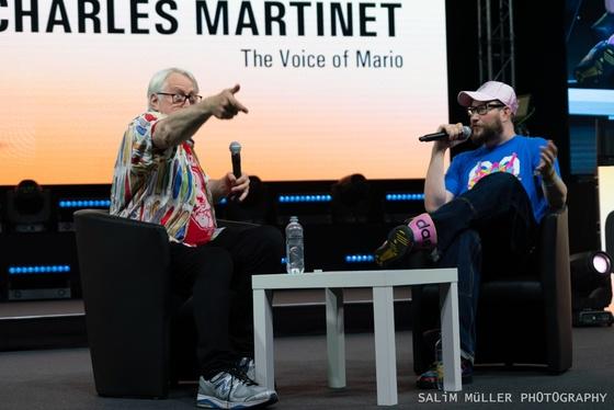Zürich Game Show 2019 - Charles Martinet (Sonntag) - 018